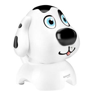 Promate Bluetooth reproduktor Snowy, 1.0, 3W, bílý, regulace hlasitosti, ,pro děti