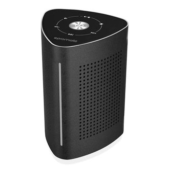 Promate Bluetooth reproduktor Cyclone, Li-Pol, 2.0, 36W, černý, regulace hlasitosti, ,vibrační