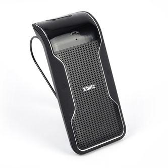 Xblitz bezdrátový reproduktor X200, 1.0, regulace hlasitosti, černý, handsfree, Bluetooth+USB konektor