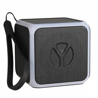 YZSY bluetooth reproduktor, FLASHY, 3W, černý, regulace hlasitosti, s LED světelnou show
