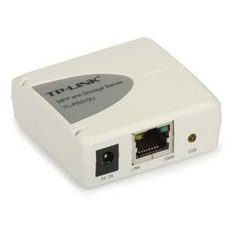 TL-PS310U, tiskový server
