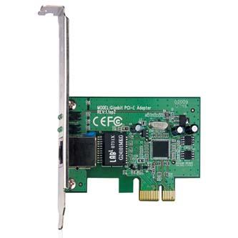 TP-LINK, TG-3468, PCI karta, LAN, 10/100/1000Mbps