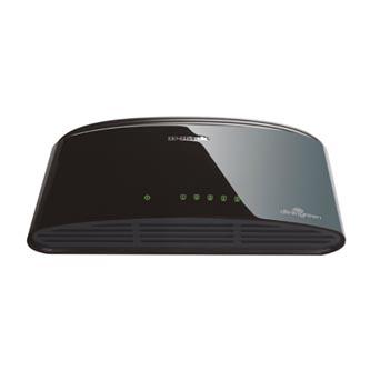 D-LINK, DES-1005D, switch, LAN, 10/100Mbps, 5-ti portový