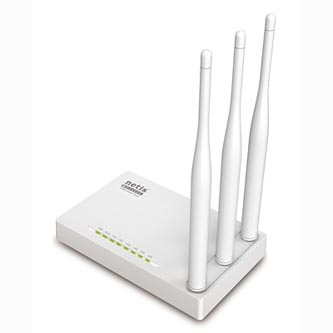 NETIS, WF2409E, N router, Wireless 2,4Ghz, 300Mbps