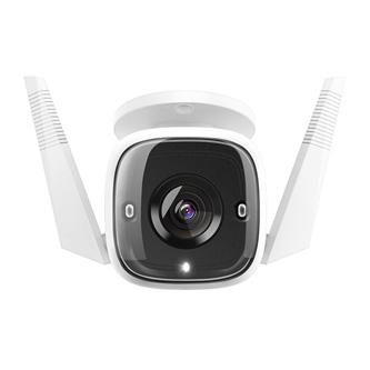 TP-link IP kamera venkovní Full HD, Wifi 2.4 GHz, bílá, 3MP rozlišení, noční vidění, alarm , det. pohybu