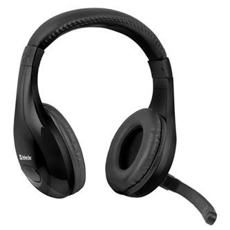 Defender Warhead G-170, herní sluchátka s mikrofonem, ovládání hlasitosti, černá, 2x 3.5 mm jack
