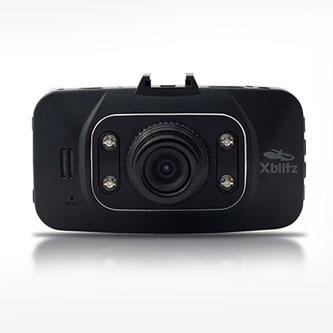Xblitz Digitální kamera do auta CLASSIC, Full HD, mini USB, HDMI, černá