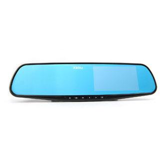 Xblitz Digitální kamera do auta MIRROR, Full HD, mini USB, AV IN, černá