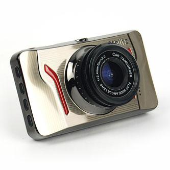 Xblitz Digitální kamera do auta GHOST, Full HD, mini USB, HDMI, hnědá