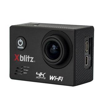 Sportovní kamera, Xblitz, ACTION, černá, 4K