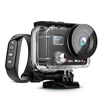Sportovní kamera, Xblitz, MOVE 4K+, 16Mpx, SONY IMX078, černá, 4K