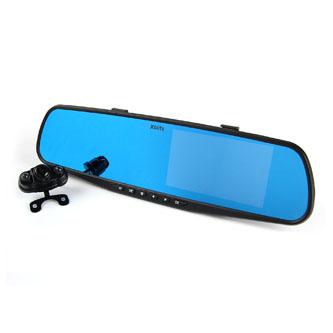 Xblitz Digitální kamera do auta PARK VIEW, Full HD, mini USB, AV OUT, černá