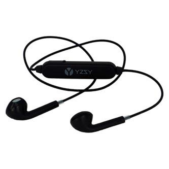 YZSY MASCA sluchátka s mikrofonem, ovládání hlasitosti, černá, bluetooth