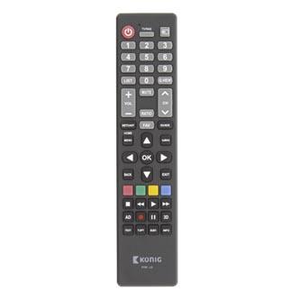 König Dálkový ovládač, náhradní, 2xAAA/LR03, pro LG televizory