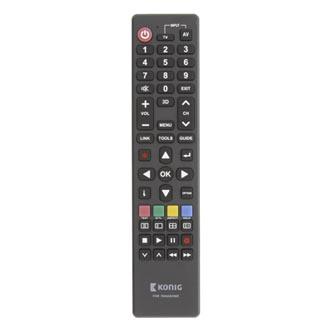 König Dálkový ovládač, náhradní, 2xAAA/LR03, pro Panasonic televizory