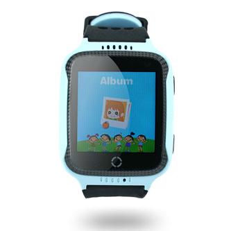 Chytré hodinky, Xblitz Watch me, SIM, Sportovní, modré