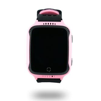 Chytré hodinky, Xblitz Watch me, SIM, Sportovní, růžové
