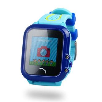 Chytré hodinky, Xblitz Find me, SIM, Sportovní, modré