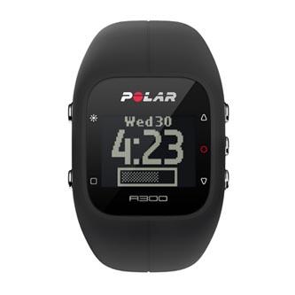 Chytré hodinky, Polar A300 HR, Sportovní, černé