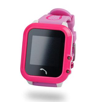 Chytré hodinky, Xblitz Find me, SIM, Sportovní, dětské, růžové