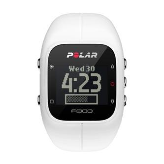 Chytré hodinky, Polar A300 HR, Windows / Mac OS, Bluetooth, Sportovní, bílá
