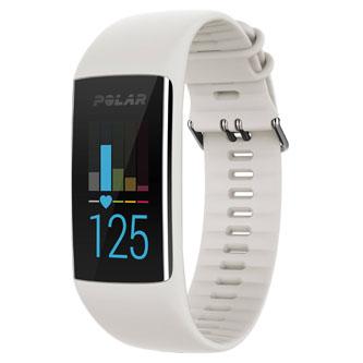 Chytré hodinky, Polar Polar A370 - M, Windows / Mac OS, Sportovní, bílé