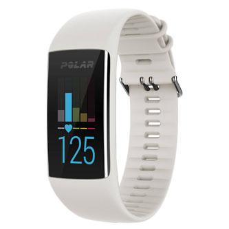 Chytré hodinky, Polar Polar A370 - S, Windows / Mac OS, Sportovní, bílé