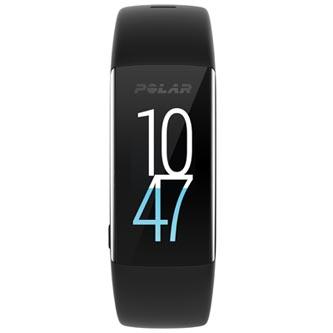 Chytrý náramek, Polar A360 - S, Android / iOS, Bluetooth, černá