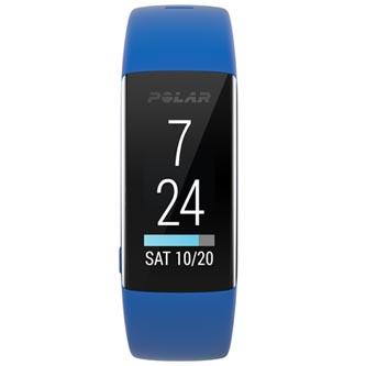 Chytrý náramek, Polar A360 - M, Android / iOS, Bluetooth, modrá