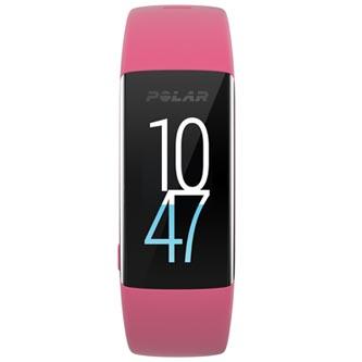 Chytrý náramek, Polar A360 - M, Android / iOS, Bluetooth, růžová