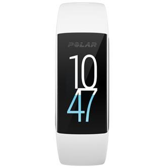 Chytrý náramek, Polar A360 - M, Android / iOS, Bluetooth, bílá
