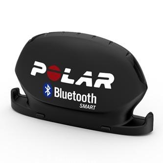 Snímač kadence a rychlosti, POLAR černý