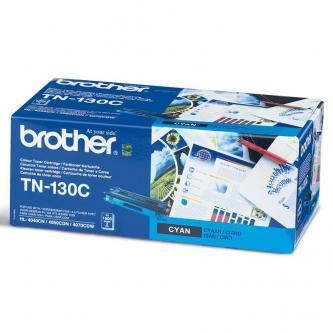 Brother originální toner TN130C, cyan, 1500str., Brother HL-4040CN, 4050CDN, DCP-9040CN, 9045CDN, MFC-9440C