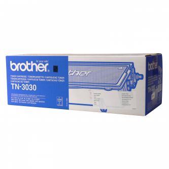 Brother originální toner TN3030, black, 3500str., Brother HL-5130, 5150D, 5170DN, MFC-8220, DCP-8040, 8045D