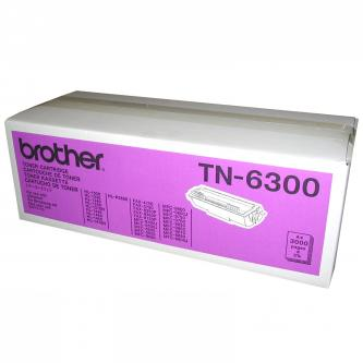 Brother originální toner TN6300, black, 3000str., Brother HL-1240, 1250, 1270N, 1440, MFC-9650, 9850