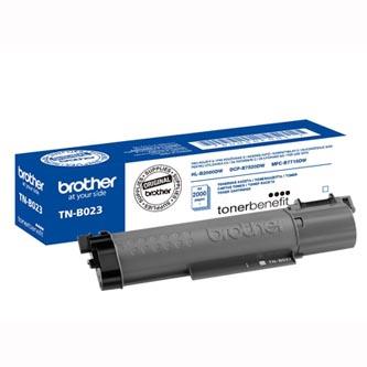 Brother originální toner TNB023, black, 2000str., Brother DCP-B7520DW, HL-B2080DW, MFC-B7715DW, O
