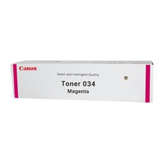 Canon originální toner 34, magenta, 7300str., 9452B001, Canon iR-C1225, C1225iF