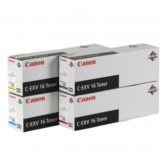 Canon originální toner CEXV16, yellow, 36000str., 1066B002, Canon CLC-5151, 4040, 4141, 550g