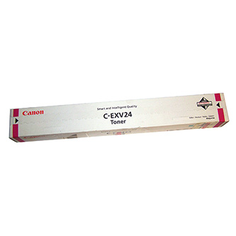 Canon originální toner CEXV24, magenta, 9500str., 2449B002, Canon iR-5800, 5870, 5880, 6800, 6870, 6880, C, CN, Ci, náhrada za CEX