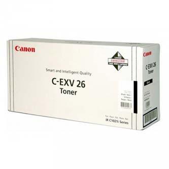 Canon originální toner CEXV26, black, 6000str., 1660B006, Canon iR-1021l