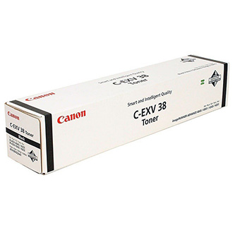Canon originální toner CEXV38, black, 34200str., 4791B002, Canon iRA 4045i, 4051i