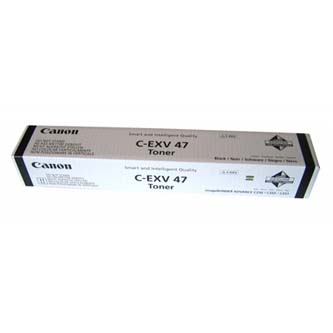 Canon originální toner CEXV47, black