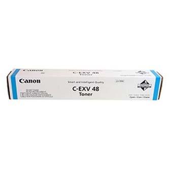 Canon originální toner 9107B002, cyan, 11500str., CEXV48, Canon imageRUNNERC1325iF,C1335iF