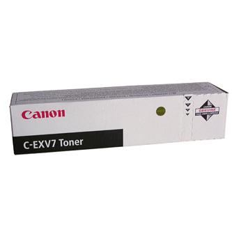 Canon originální toner CEXV7, black, 5300str., 7814A002, Canon iR-1210, 1230, 1270, 1510, 1530, O