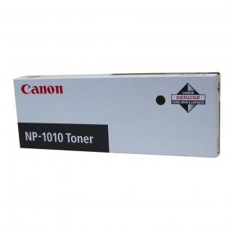 Canon originální toner 1010, black, 4000str., 1369A002, Canon NP-1010, 1020, 6010, 2x105g, O