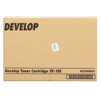 Develop originální toner 4827000003, black, 16000str., TN-108, Develop D15F