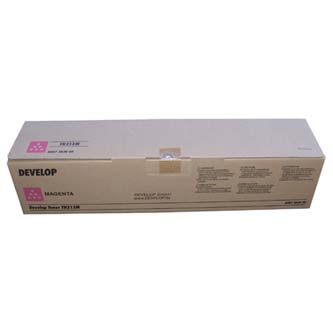 Develop originální toner A0D73D2, magenta, 19000str., TN-213M, Develop ineo +203, +253
