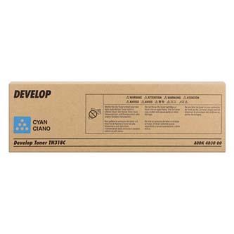 Develop originální toner A0DK4D3, cyan, 8000str., TN-318C, Develop Ineo +20