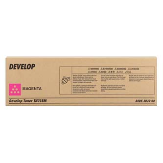 Develop originální toner A0DK3D3, magenta, 8000str., TN-318M, Develop Ineo +20