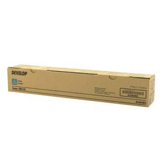 Develop originální toner A33K4D2, cyan, 26000str., TN-512C, Develop Ineo +454, +455